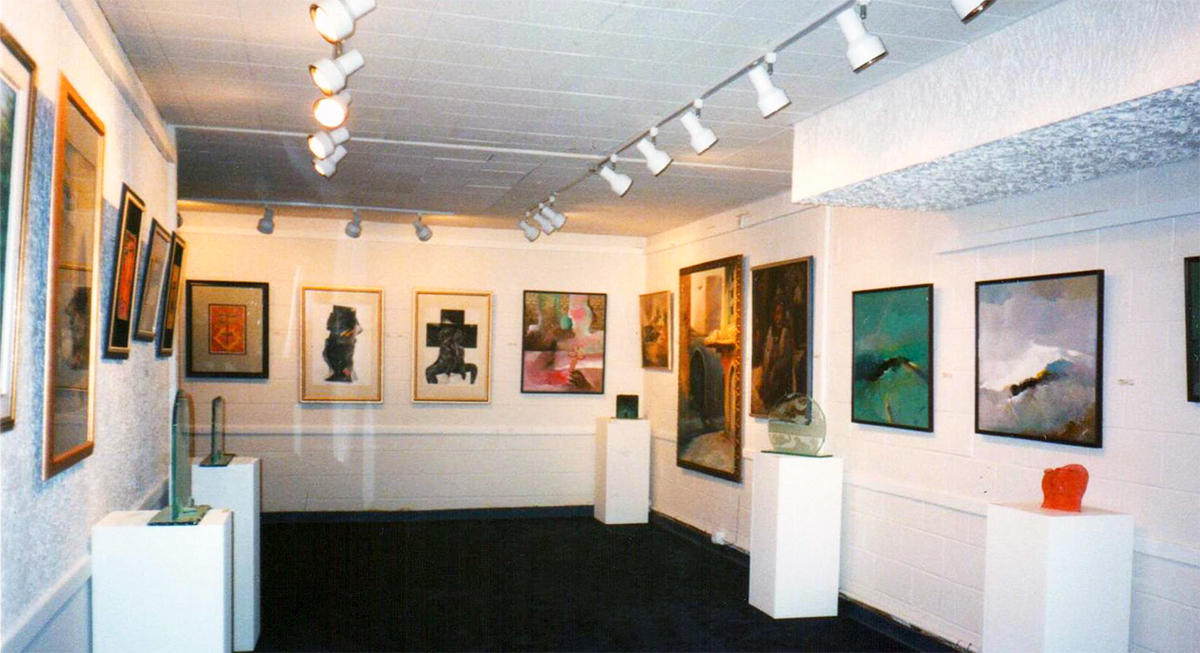 EA Art Gallery